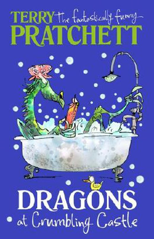 Dragons at crumbling castle  and other stories 9780857534378 xxl