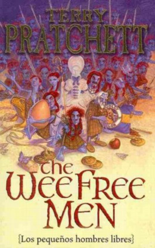 The wee free men 9788496947597 xxl