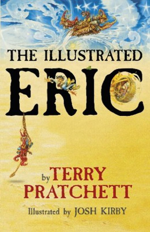 The illustrated eric 9780575096295 xxl