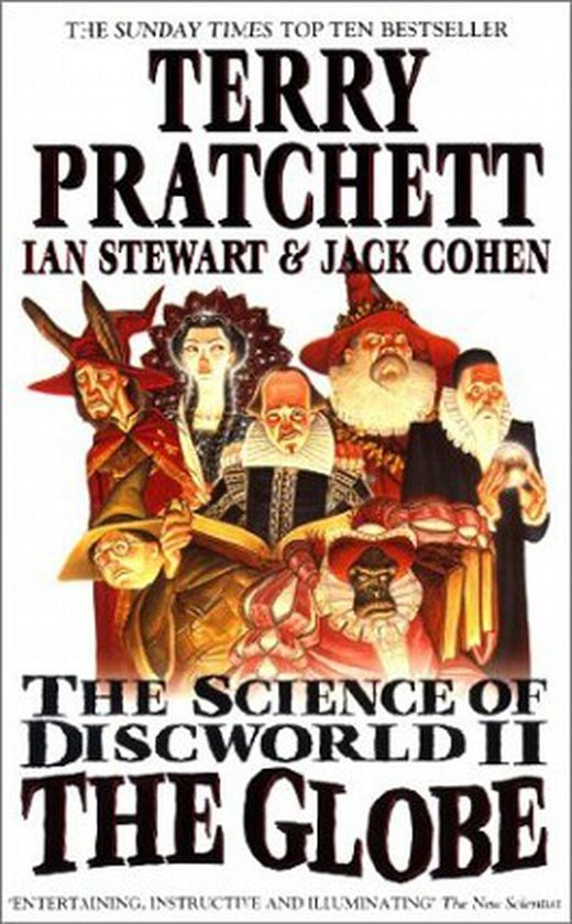 Science of discworld ii 9780091888053 xxl