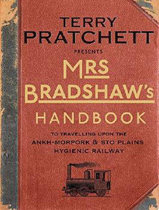 Mrs bradshaw s handbook  discworld  9781473509849 xxl