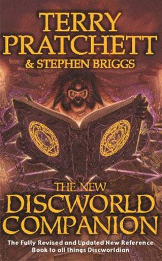 The new discworld companion 9780575075559 xxl