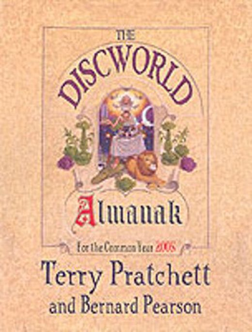 The discworld almanac for the common year 2005 9780385606837 xxl