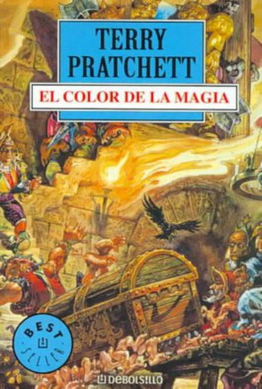 El color de la magia  the colour of magic 9788497596794 xxl