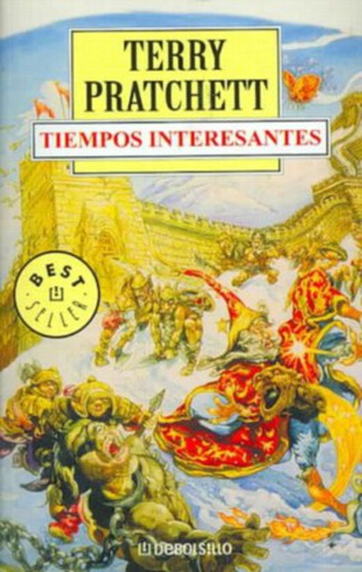 Tiempos interesantes  interesting times 9788483460832 xxl