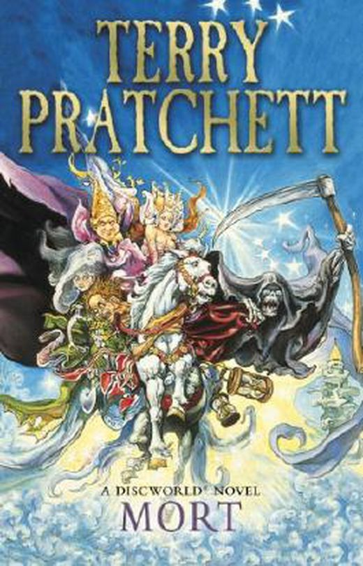 Mort   discworld novel 4   discworld series  9781407034508 xxl