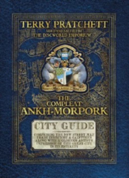 The compleat ankh morpork 9780857520746 xxl