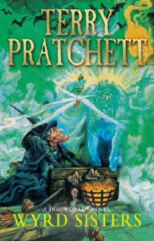 Wyrd sisters   discworld novel 6   discworld series  9781407034621 xxl