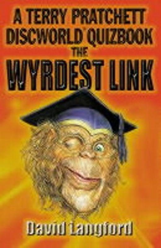 The wyrdest link 9780575073197 xxl