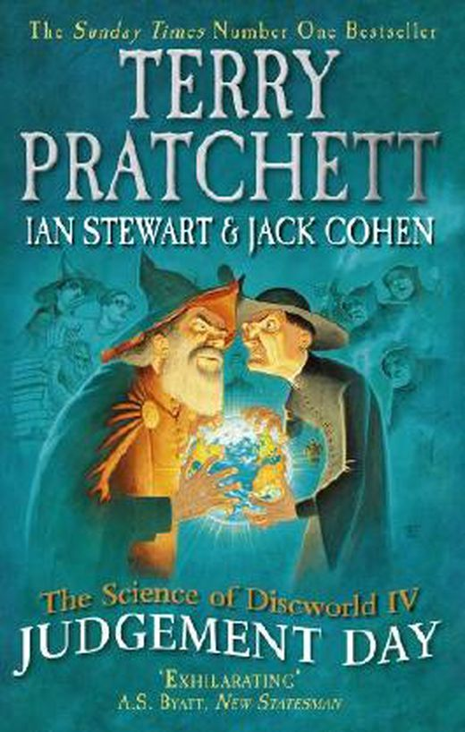 The science of discworld iv  judgement day  science of discworld 4  9781448147052 xxl