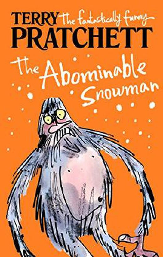 The abominable snowman  a short story from dragons at crumbling castle 9781448196258 xxl