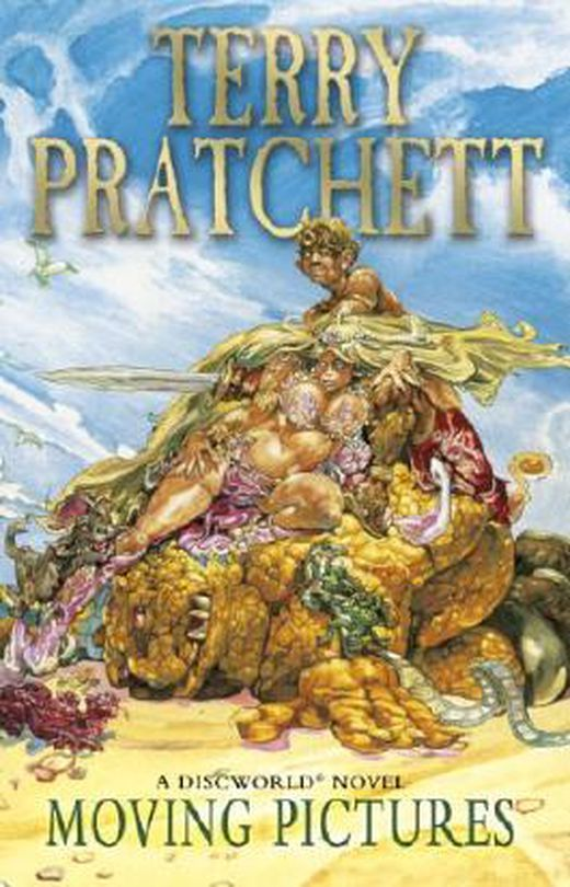 Moving pictures   discworld novel 10   discworld series  9781407034737 xxl