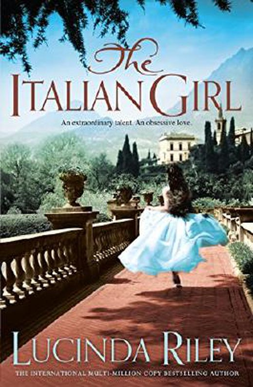 The italian girl 9781447257080 xxl
