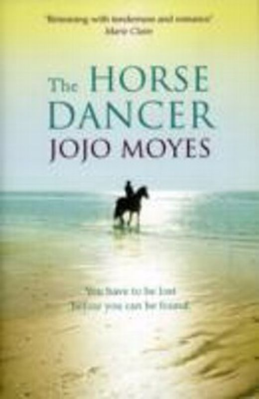 The horse dancer 9780340961605 xxl