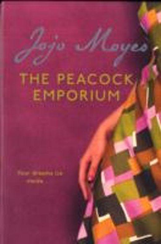 The peacock emporium 9780340960370 xxl
