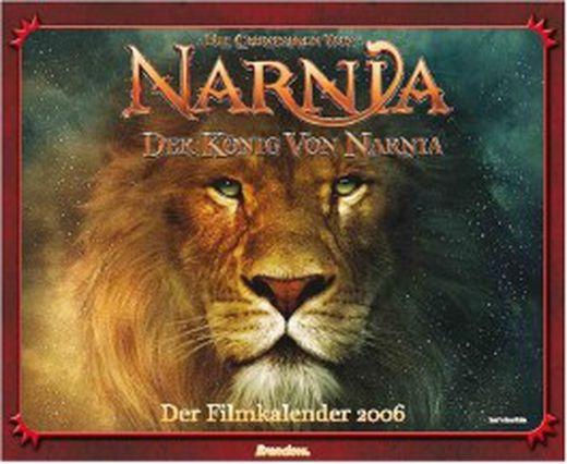 Narnia  der filmkalender 2006  die chroniken von narnia   der koenig von narnia  kalender  9783865060952 xxl