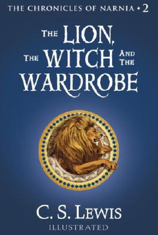 The lion  the witch and the wardrobe  the chronicles of narnia  book 2  9780007325054 xxl