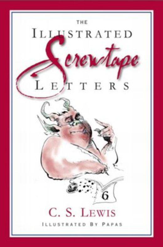 The illustrated screwtape letters 9780061708183 xxl