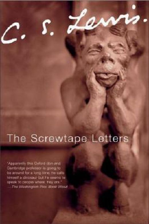 the screwtape letters   by lewis  c  s   author  hardcover published on  03   2001  b005idujtg xxl