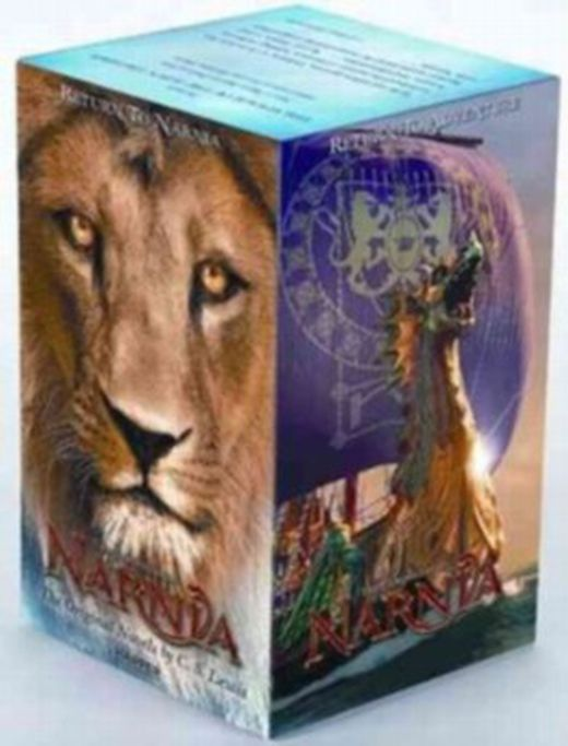 The chronicles of narnia box set 9780007258499 xxl