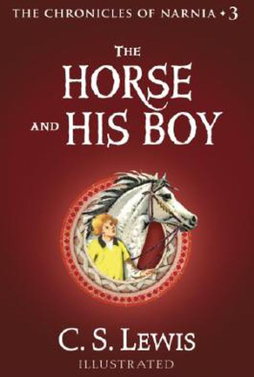 The horse and his boy  the chronicles of narnia  book 3  9780007325061 xxl
