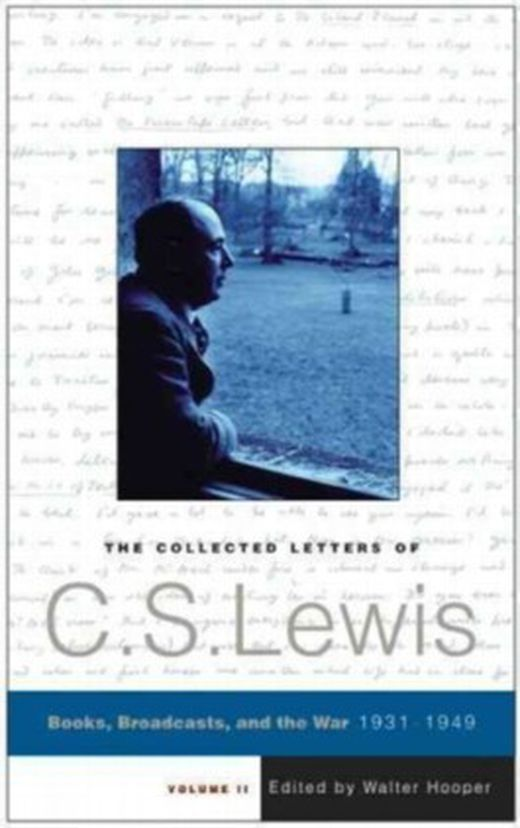 The collected letters of c s  lewis 9780061947216 xxl