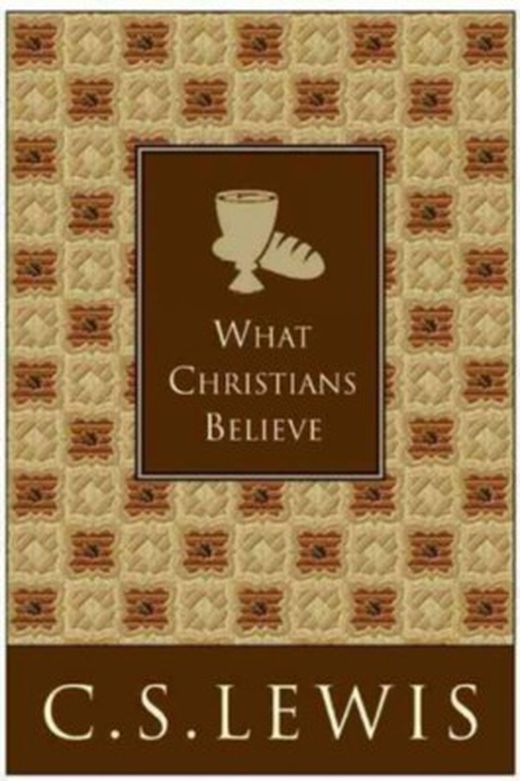 What christians believe 9780061950353 xxl