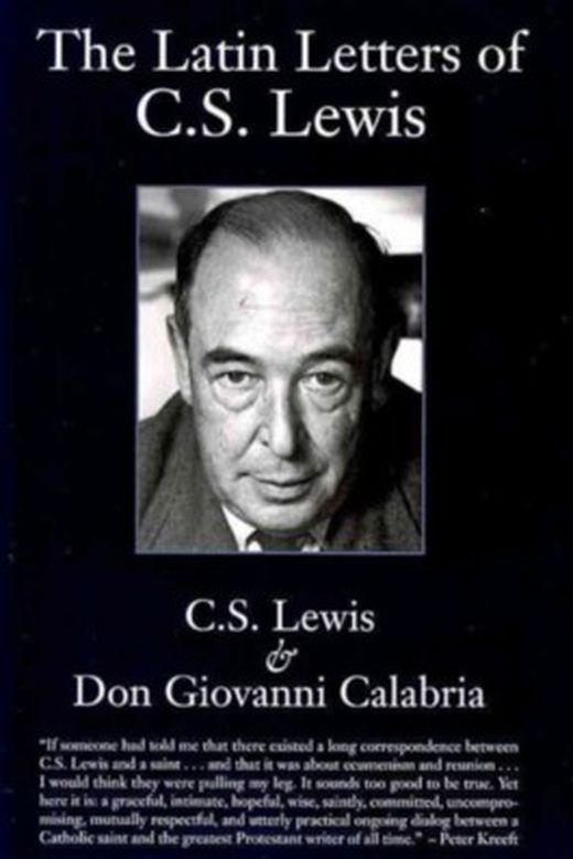 The latin letters of c s  lewis 9781587314551 xxl