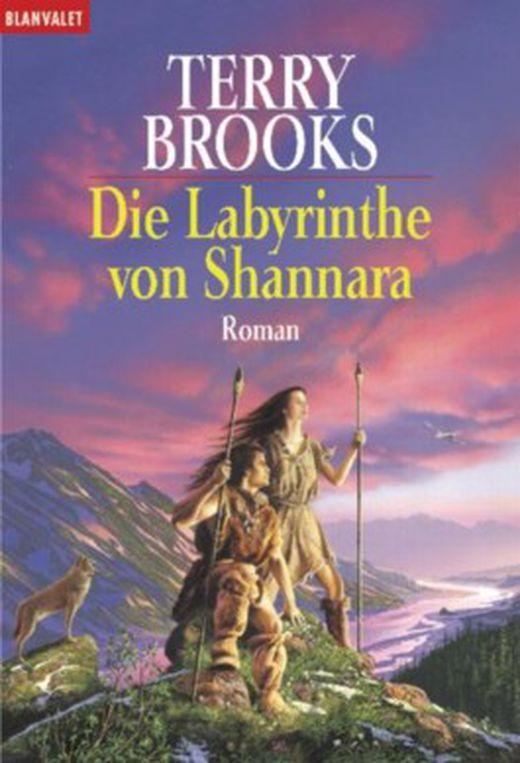 Die labyrinthe von shannara 9783442241781 xxl