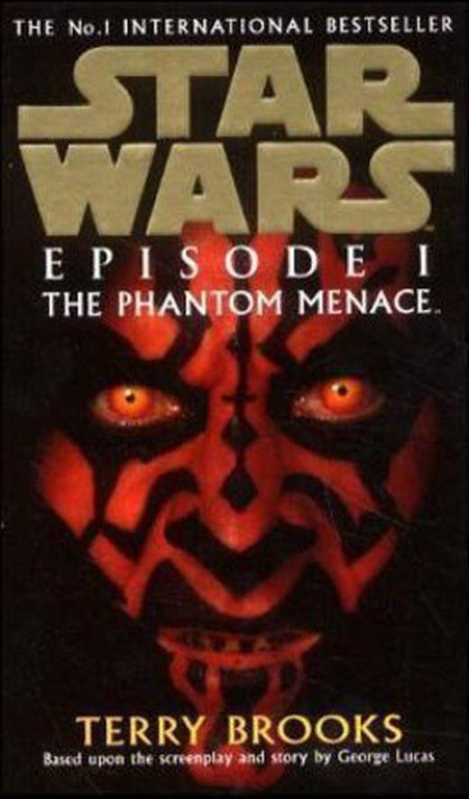 Star wars  episode 1   the phantom menace 9780099409960 xxl