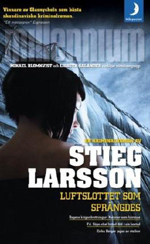 Luftslottet som sprangdes  av stieg larsson   imported   millennium  3  9789170016271 xxl