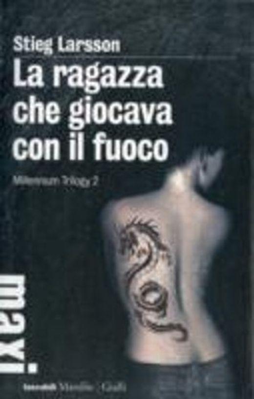 La ragazza che giocava con il fuoco  verdammnis  italienische ausgabe 9788831707077 xxl