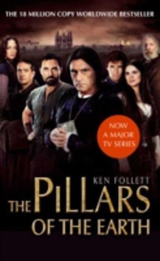 The pillars of the earth  tv tie in  die saeulen der erde  englische ausgabe 9780330535175 xxl