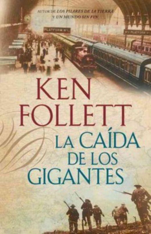 Caida de gigantes   fall of giants 9780307741189 xxl