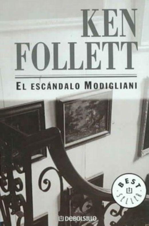 El escandalo modigliani  the modigliani scandal 9788497595742 xxl