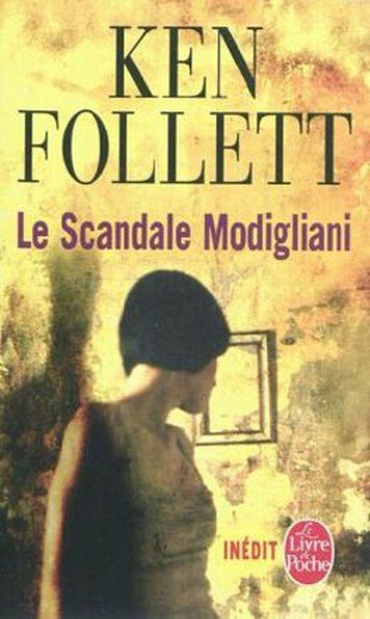 Le scandale modigliani  der modigliani skandal  franzoesische ausgabe 9782253159735 xxl