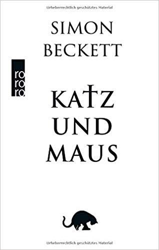 Katz und Maus - Simon Beckett Reihenfolge