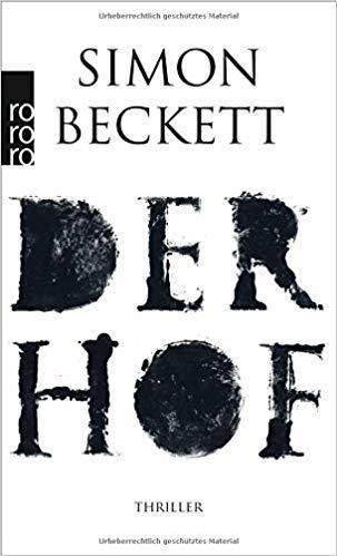 Der Hof - Simon Beckett Reihenfolge