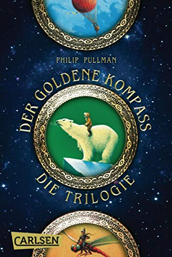 His Dark Materials: Der Goldene Kompass – Die Trilogie